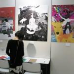 中村佑介さんの個展に行ってきました イラストレーション