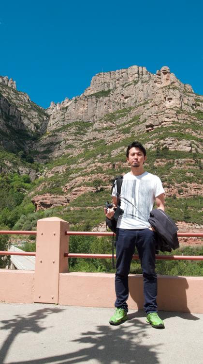 バルセロナ旅行 ②  (2014年5月2日・モンセラート編) バルセロナ旅行 旅行記