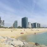 バルセロナ旅行 ⑥  (2014年5月6日・ビーチ/帰国編) バルセロナ旅行 旅行記