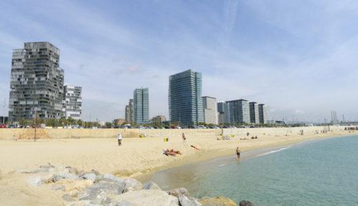バルセロナ旅行 ⑥  (2014年5月6日・ビーチ/帰国編)
