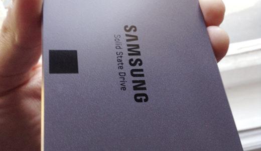 MacBook Pro 17inch (early 2011)のHDDをSSDに換装しました