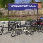 ベルリン郊外をサイクリング ベルリン ベルリン観光 自転車