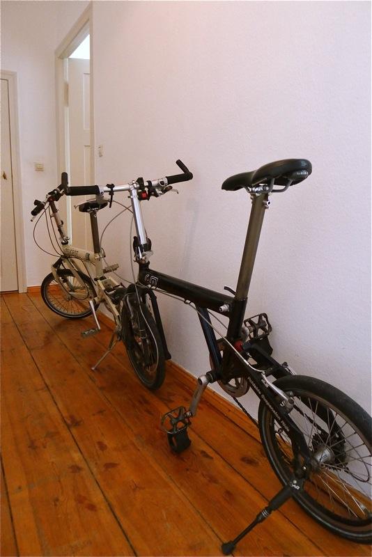 BD-1が日本からやってきた! ベルリン 自転車