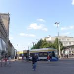 ハレ/ライプツィヒ観光 ドイツ ノマド ライプツィヒ 旅行記 海外