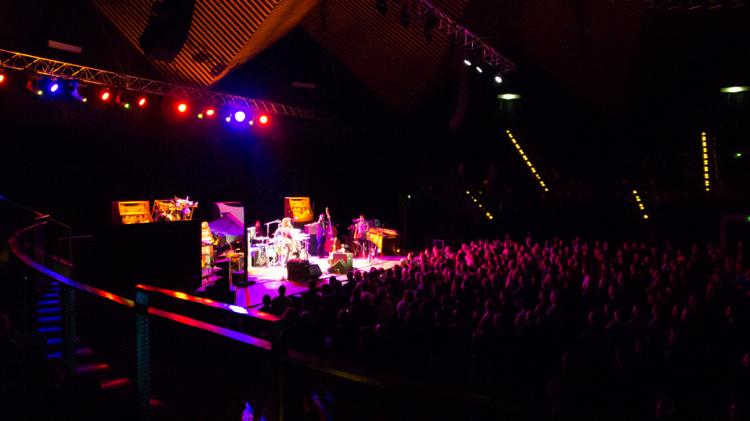 ベルリンでパットメセニーのライブに行ってみた!