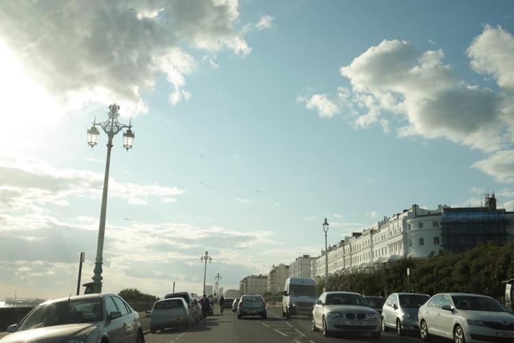 ロンドン旅行 ③(2014年 8月23日・セブンシスターズ) ロンドン旅行 旅行記
