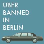 アメリカ発の配車サービスアプリ「Uber」がベルリンで禁止に