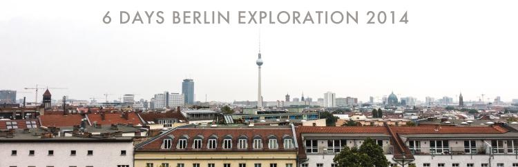 ぼくらのベルリン6日間観光(6日目)