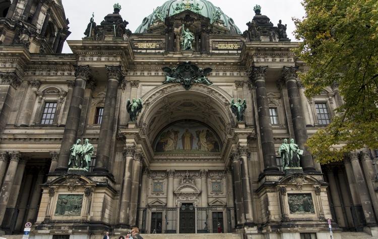 ぼくらのベルリン6日間観光(1日目)