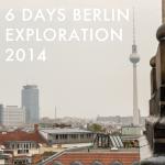 ぼくらのベルリン6日間観光(5日目)