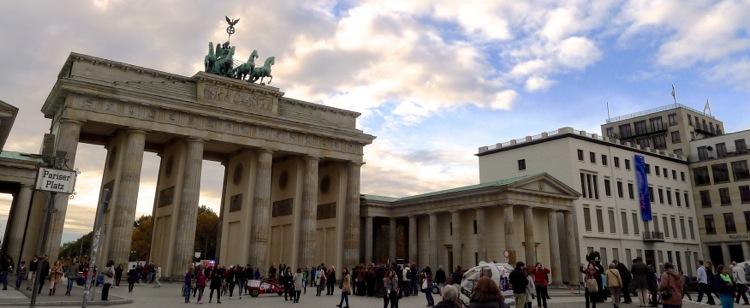 ぼくらのベルリン6日間観光(2日目) ベルリン ベルリン観光 旅行記