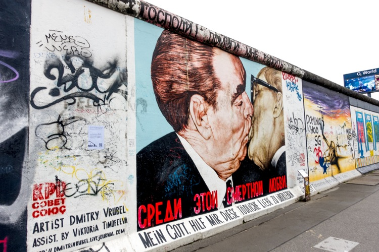 ぼくらのベルリン6日間観光(3日目) ベルリン観光