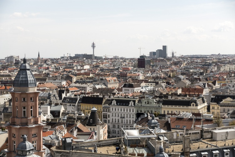 ウィーン旅行 ④(2015年 4月13日) ウィーン旅行 旅行記