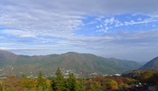 【ドライブ】箱根→山中湖