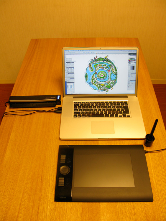 MacBook Pro(early2011/17inch)を購入