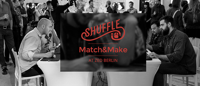 【イラストレーターのハッカソン!?】ベルリンで開催されたCut&Pasteのイラストレーターイベント「SHUFFLE」に行ってきた!【海外|クリエイター|イベント|Adobe】