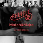 ベルリンで開催されたCut&Pasteのイラストレーターイベント「SHUFFLE」に行ってきた!