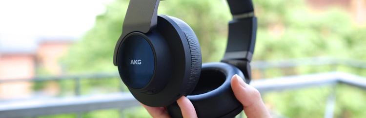 AKGのBluetoothヘッドホン、K845BTが最高すぎる