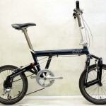 スポーツタイプの折り畳み自転車、  BD-1を買ったよ! 自転車