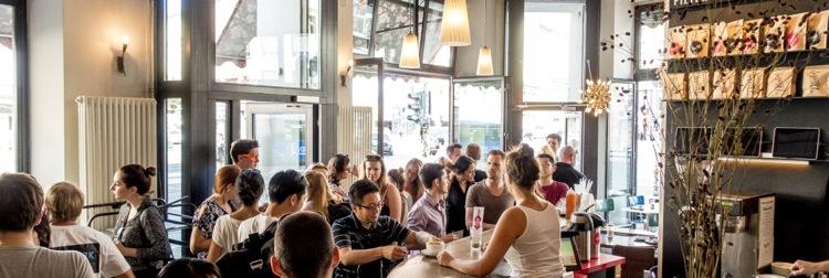 """ベルリンのスタートアップ・ミートアップ、  """"Silicon Allee Breakfast""""に行ってきた! Startup ベルリン"""