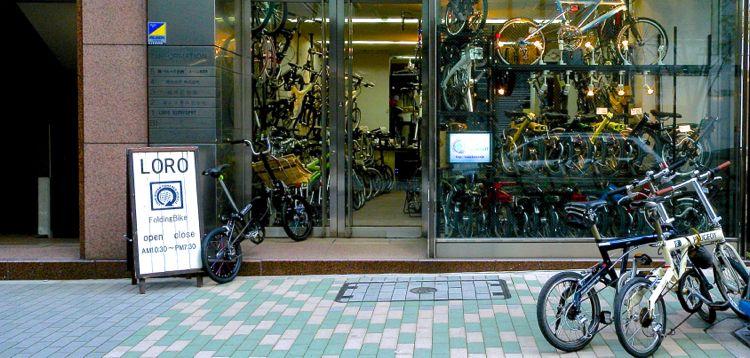 輪行で東京サイクリング!