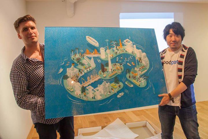 渋谷のUIデザインカンパニー  Goodpatch(グッドパッチ)が4周年を迎えたよ! IT Startup