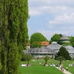ベルリンの植物園  Botanischer Garten Berlin