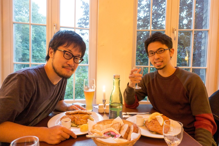 日本一のiOS開発者、堤修一さんとベルリンで会えた話