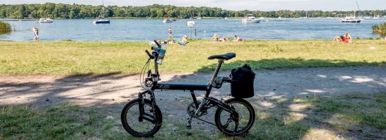 ベルリンの隣町、ポツダムをサイクリングしてきたよ