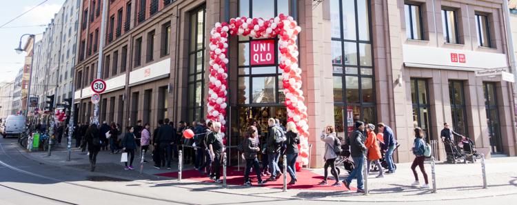 ユニクロの新店舗がベルリンにオープンしたので行ってきた!