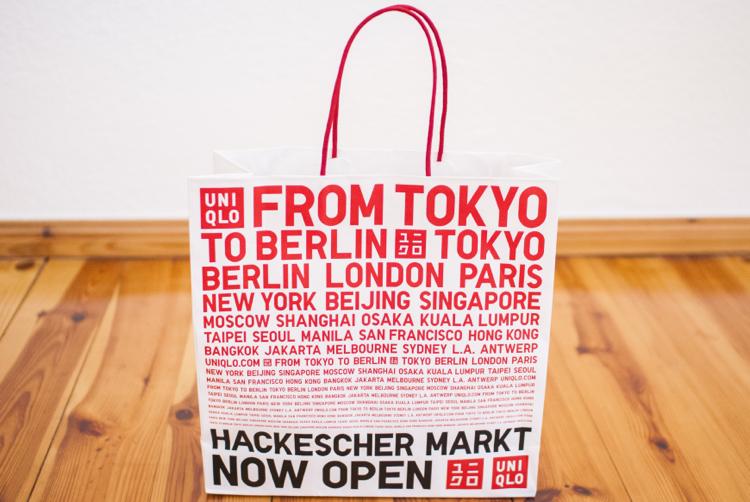 ユニクロの新店舗がベルリンにオープンしたので行ってきた! ファッション ベルリン