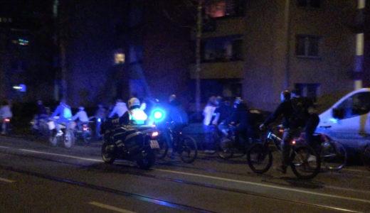 クリティカル・マス・ベルリンという自転車デモ