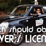 自動車運転免許は取れるうちに取っておこう!  免ハラと言われても僕がそう伝えたい理由